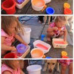 Kids Activity – Coloured Water