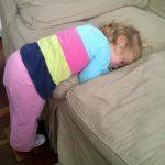 Riya The Efficient Sleeper