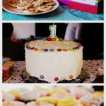 Birthday Party Fun – Happy Birthday Leah! (Rainbow Theme Party)