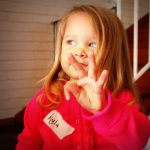 To Kyla Bella on Your 3rd Birthday