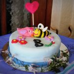 "Our ""Birds And The Bee's"" Baby Shower"