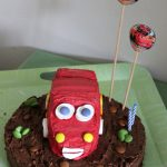 Elijah's Cars Themed Birthday Party