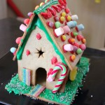 We Made A Gingerbread House (But We Kind Of Cheated!)