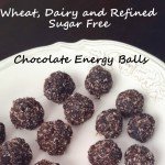 Chocolate Clusters – Another Grain, Dairy and Refined Sugar Free Snack