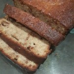 Almond Flour Banana Bread – Gluten and Dairy Free