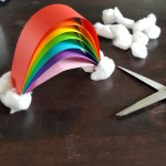 Our Rainbows and Kites Party