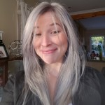 I Did Something I Thought I'd Never Have The Guts To Do –  I Dyed My Hair Grey!