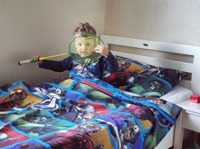 how to get your kid to sleep in their own bed