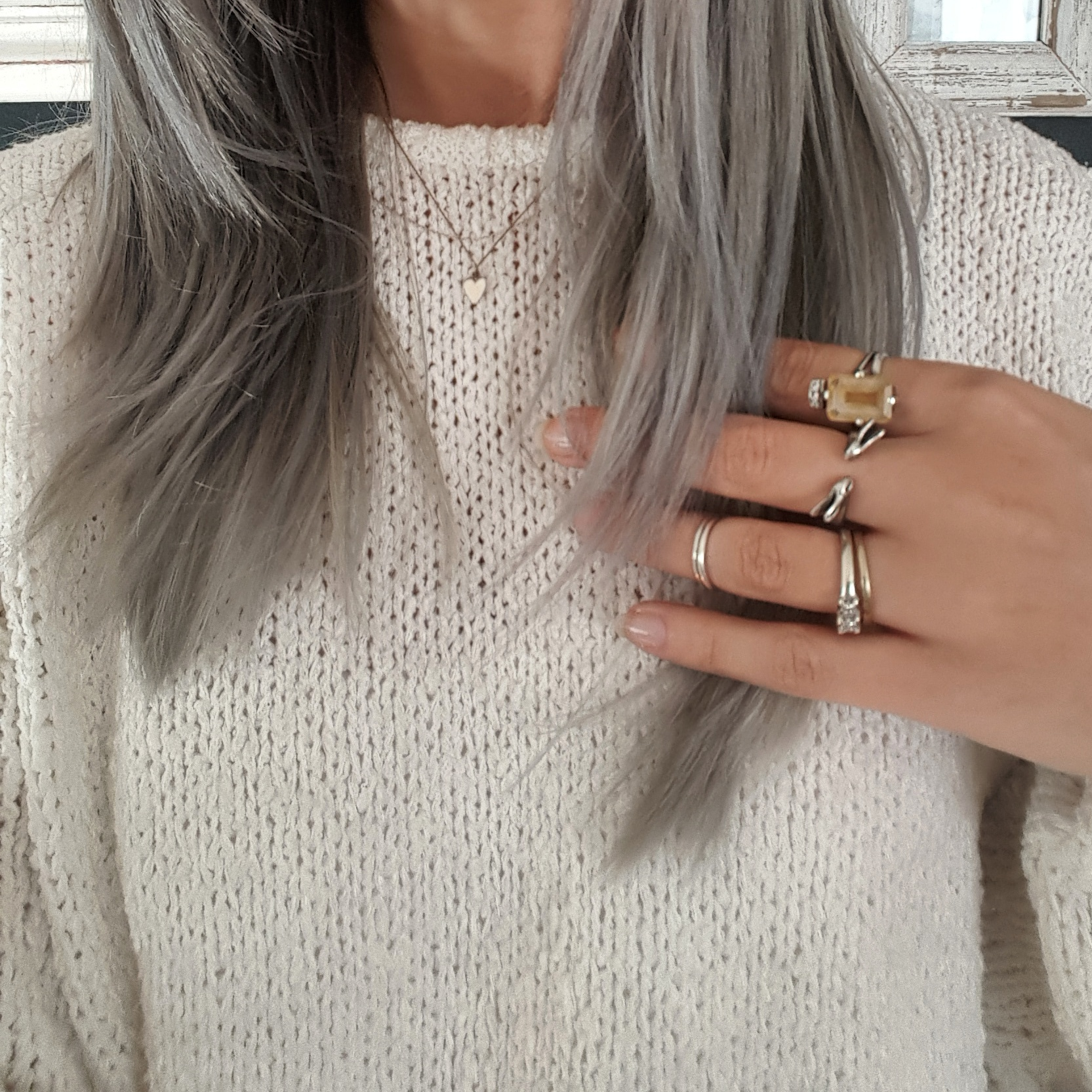 grey hair, nak, stylebar