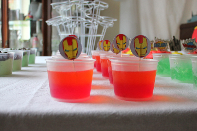 ironman jelly