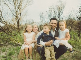 Family photoshoot with Nestling Photography