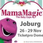 MamaMagic Hits JOBURG 26 – 29 November 2015 (WIN TICKETS)
