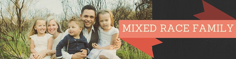 MIXED RACE FAMILY INTERVIEWS