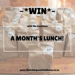 ~*WIN*~ A MONTH's Worth Of School Lunches From The LunchBox