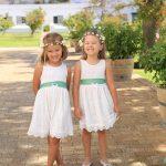 That Time Kyla & Riya Were Flower Girls