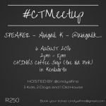 Cape Town Bloggers Meet Up = #CTMeetUp