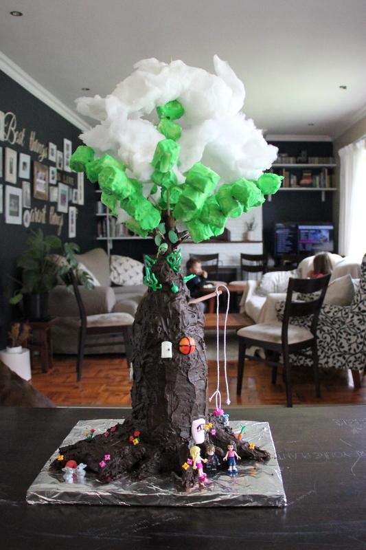 The Faraway Tree Cake