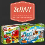 *WIN* with LEGO Duplo