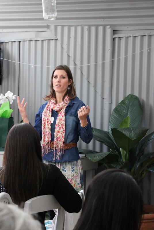 #CTMeetUp - Abigail K speaker