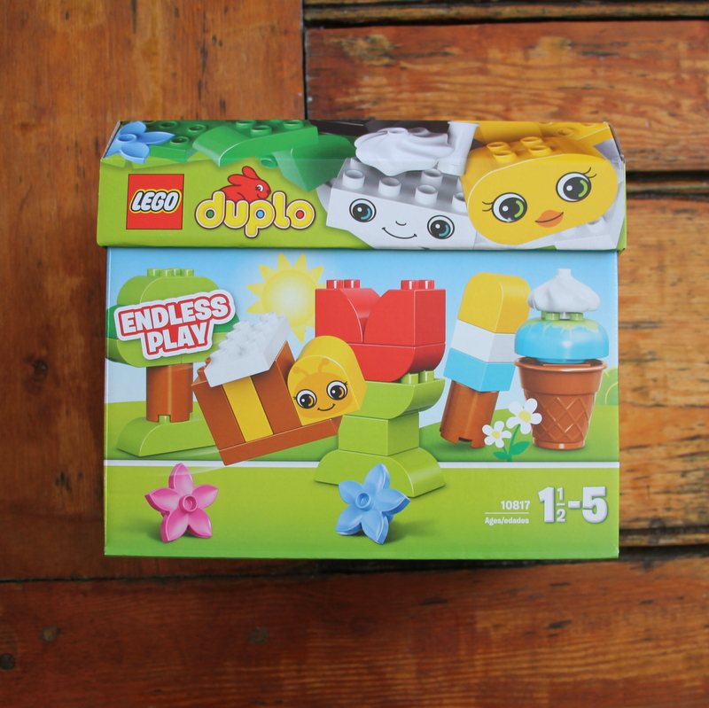 Lego Duplo, My creative chest