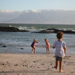 Our First Summer Beach Day – How Even?