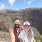 Our Italian Adventure: Day 2 – A Morning In Naples Climbing Mount Vesuvius
