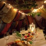 My Boho Outdoor Party (On A Budget)