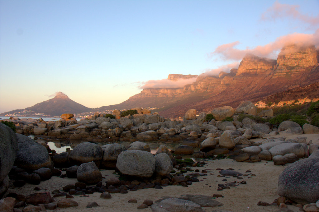 Oudekraal Beach, Cape Town