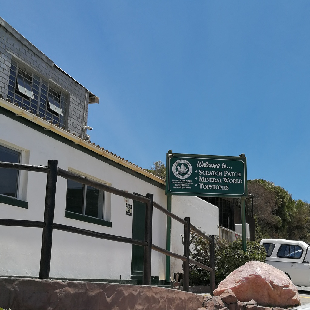 Scratch Patch, Simon's Town, Cape Town