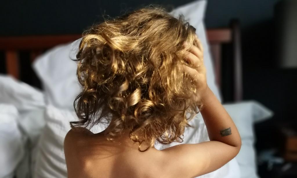 Knox hair